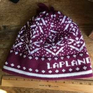 Vermont Originals Pure Wool Winter Hat Lapland Lak